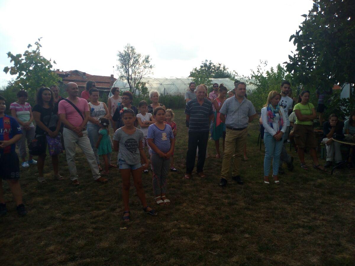 Центърът за сухоземни костенурки в с. Баня отбеляза 10-годишнина