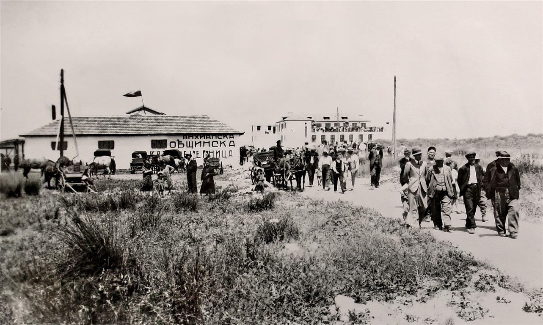 Калолечебницата в Анхиало (Поморие)