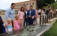 Кметът на Несебър влезе в ролята на екскурзовод