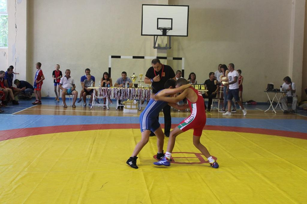 Международен турнир по борба се състоя в Царево