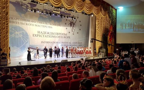 Малките танцьори на Несебър спечелиха второ място на фестивал в Сочи