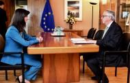 Мария Габриел: Възложеният ми ресор цифрова икономика и общество е доверие и възможност за България и Европа
