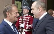 Туск: България е пример за това как трябва да се охранява границата