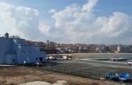 Премахват незаконни буни в Черноморец