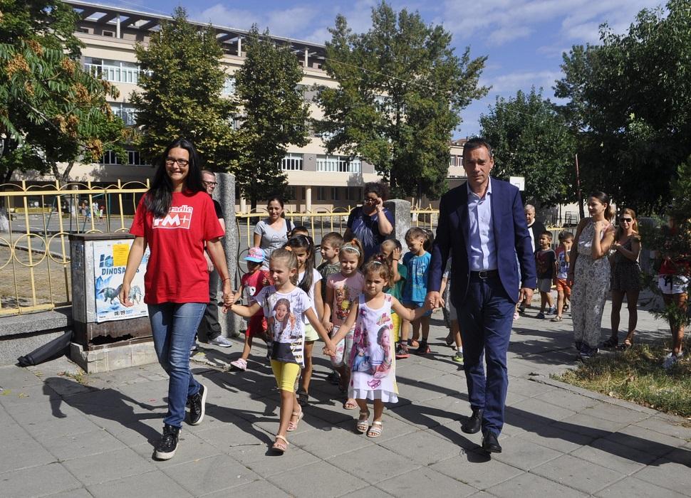 """Кметът Николов подкрепи кампанията """"Убий скоростта, спаси дете"""""""