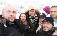 Над 700 човека от цяла България се включиха в изкачването на връх Стража в община Трън