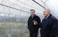 Дейвид Камерън: България е пример как се охранява външна граница на ЕС