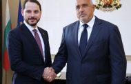 Турция ще сътрудничи на България за гарантиране на енергийната сигурност