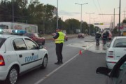 Екшън в Слънчев бряг, джигит задигна кола на англичанин, катастрофира при гонка с полицията
