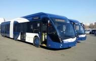 Три от 7-те нови автобуса тръгнаха по улиците на Бургас