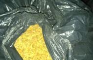 Задържаха 40 кг. нелегален тютюн край Карнобат