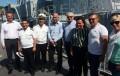 Бургаските народни представители  посетиха Военноморска база Атия