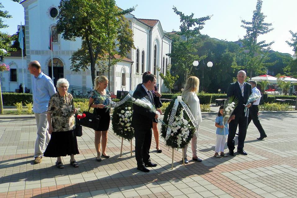 Честваме 130 години от Съединението на България