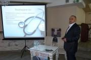 Лекарите в Поморие подкрепиха програмата на д-р Костадинов за здравеопазването
