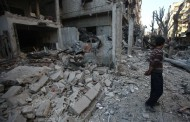 Жертви на предполагаемата химическа атака в Сирия възкръснаха (ВИДЕО)
