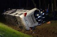 Български автобус е катастрофирал в Унгария, петима са ранени