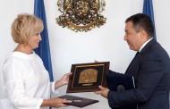 Кметовете на Несебър и Караганда размениха тържествено документите за сътрудничество
