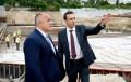 """Борисов инспектира строителството на """"Арена Бургас"""" и санираните блокове /снимки/"""