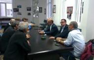 """Тошко Иванов: Сърцето ми е футболно - ще работя за каузата община Бургас да си върне стадион """"Черноморец"""""""