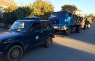 Горски инспектори от  Бургас са задържали незаконно добита дървесина