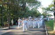 И бургаските моряци отбелязаха годишнината от създаването на ВС
