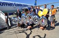 Предлагат нови въздушни линии за по - дълъг туристически сезон