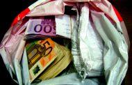 Контрабандна валута за над 90 000 лв. откриха митническите служители на МП Лесово