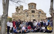 Поклонници от Гърция посетиха Несебър
