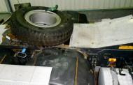 Хероин за над 4,3 млн. лева откриха в джантите на камион