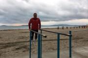 Цветанов със сутрешна тренировка в Морската градина