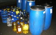 Митнически служители откриха близо половин тон нелегален алкохол в Поморие