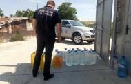 Близо 3,5 т нелегален алкохол задържаха митнически служители от Митница Бургас