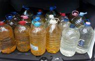 Митнически служители задържаха нови 2 029 литра алкохол при проверки по Черноморието
