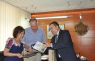 Теми в сферата на културата обсъдиха кметът на Несебър и ректорът на Московската консерватория