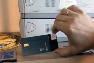 Бургазлия източвал банкови карти чрез фишинг сайт