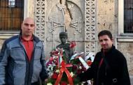 Николай Тишев поднесе венец в памет на жертвите от арменския геноцид