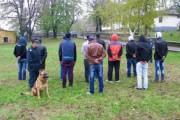 Група мигранти е задържана след сблъсък на гръцко-българската граница