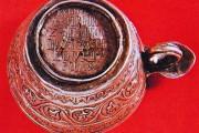 Показват чашата на великия жупан Сивин в Бургас