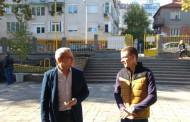 Димитър Людиев: Гласувах за спокойствието на бургазлии