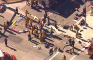 Стрелба в Калифорния, съобщава се за 20 ранени