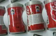 """Митница Бургас задържа близо 15 000 опаковки с дъвки, имитиращи кен на """"Кока-Кола"""""""