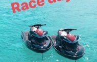 Гришо отмаря на Бахамите