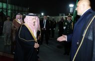 Борисов пристигна в Рияд