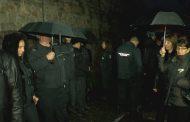 Надзирателите в бургаския затвор на протест, получават по 540 лв. заплати /снимки/
