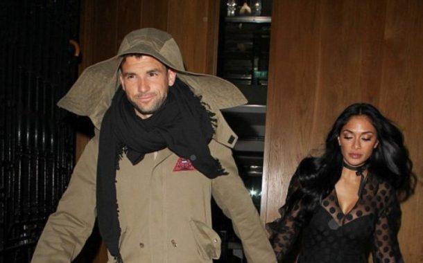 Влюбените Гришо и Никол ръка за ръка в Лондон (СНИМКИ)