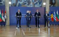 Борисов в Белград: Искаме единни Балкани и развиваща се инфраструктура