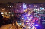 Взрив избухна в търговски център в Санкт Петербург