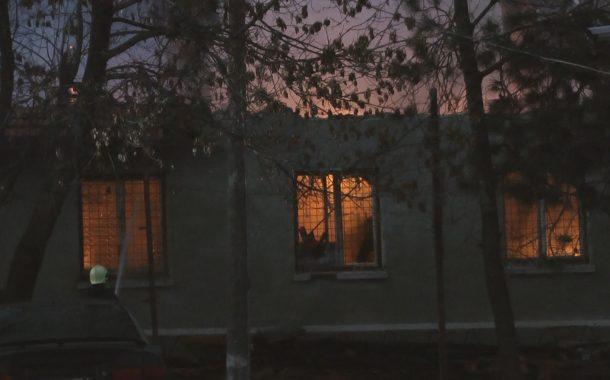 Късо съединение е предизвикало пожара в Жандармерията