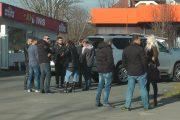 Приятели на прегазения велосипедист в Приморско искат доживотен затвор за шофьора (ВИДЕО)