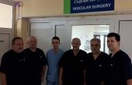 Бургас вече има Клиника по съдова хирургия